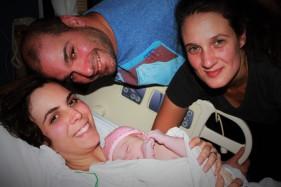 Après une belle naissance...