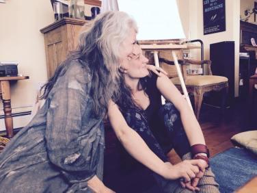 Isabelle et Amélie